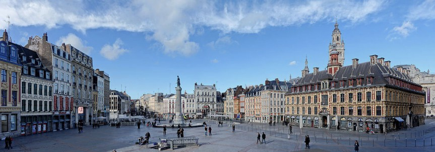 Division B Spring Conference: Mixing Worlds & Words in Lille